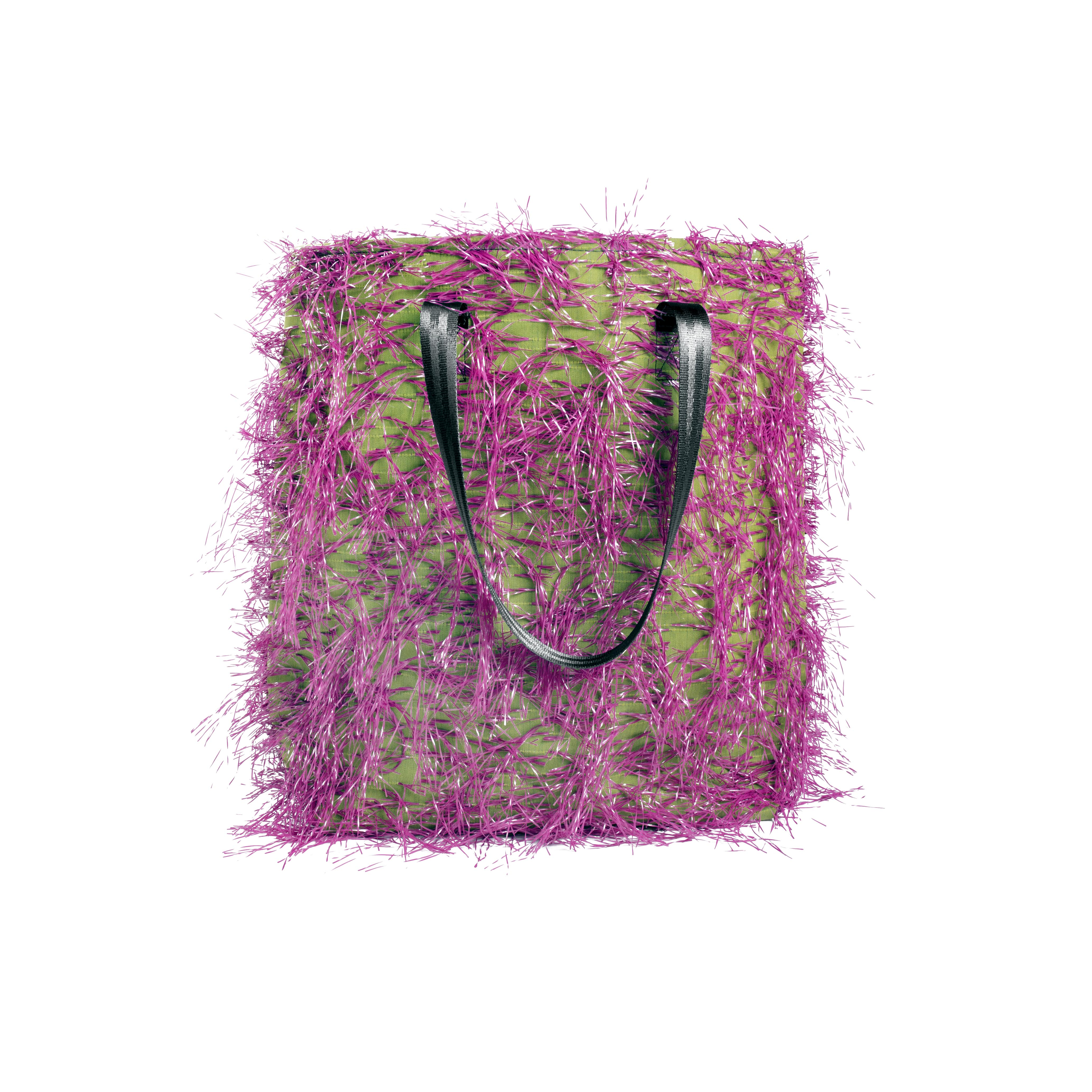 shopper pink gru¦ên - Tisca Things Caesar Shopper pink
